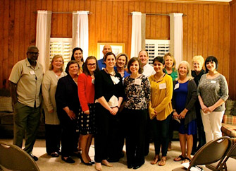 Matthews Woman's Club Service League Grant Recipients